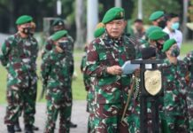 Pangdam Jaya Mayjen TNI Dudung Abdurrachman. (Ist)