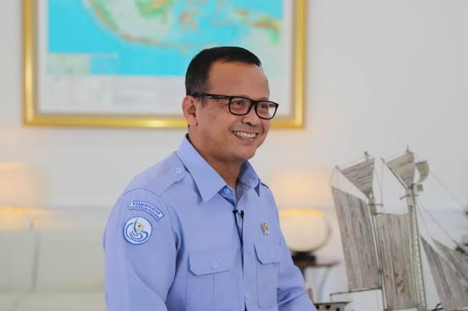 Menteri KKP Edhy Prabowo. (Ist)
