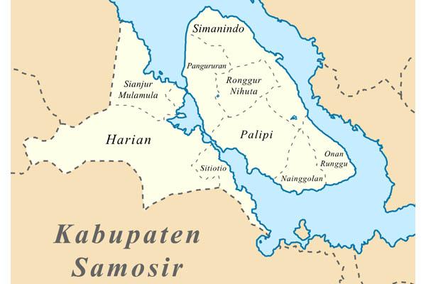 Kabupaten Samosir Menuju Pilkada
